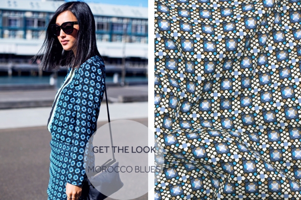 GET THE LOOK morocco