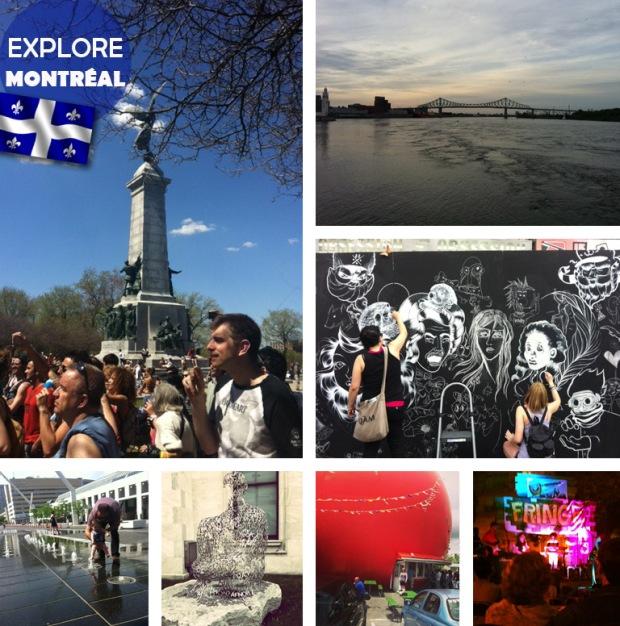 Explore Montreal copy