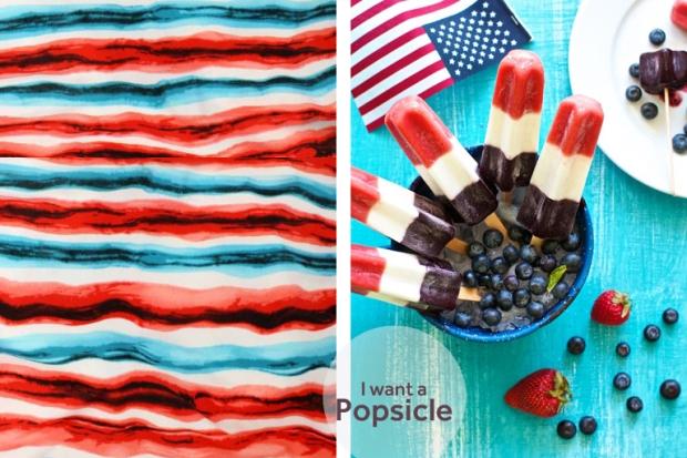Popsicle summer