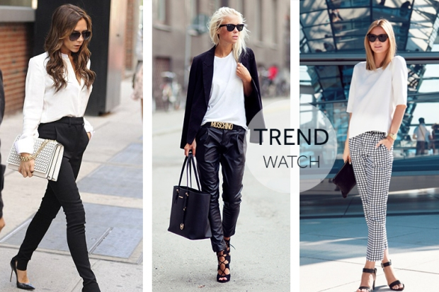 Trendwatch black and white