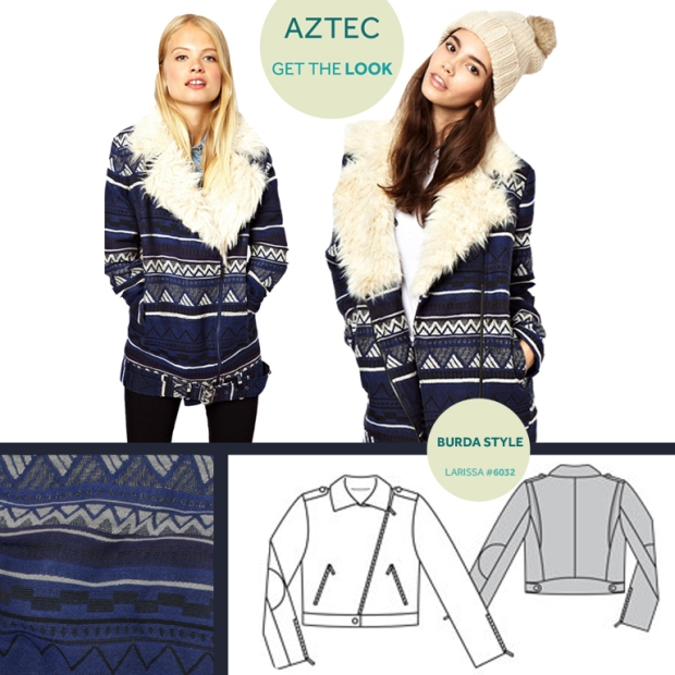 AZTEC-get the look