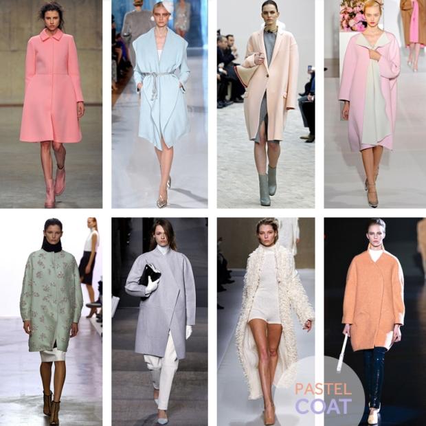 All from Style.com; Simone Rocha, Valentin Yudashkin, Celine, Jil Sander, Giambattista Valli, Proenza Shoulder, Grace Hartzel, Mugler
