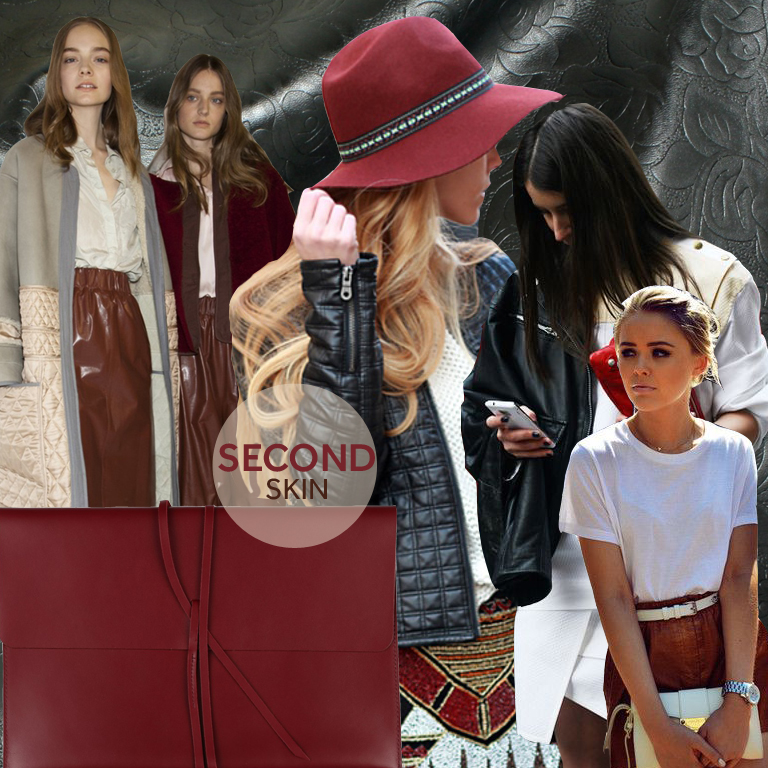 SECOND SKIN Fashion tips