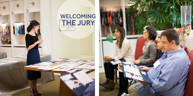 2PHOTOS-welcoming the jury