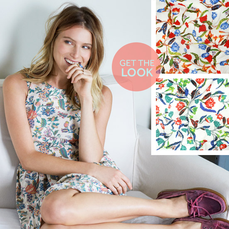get the look-quiet floral