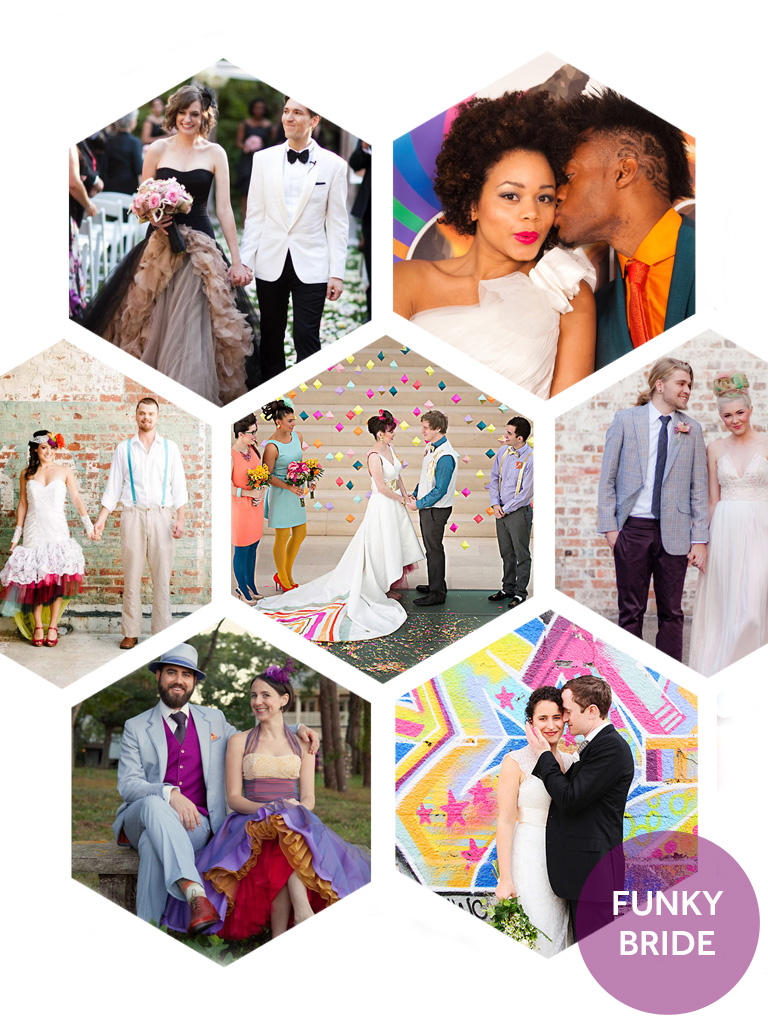 Real-Life-Funky-Brides