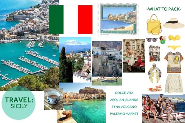 Travel Sicily