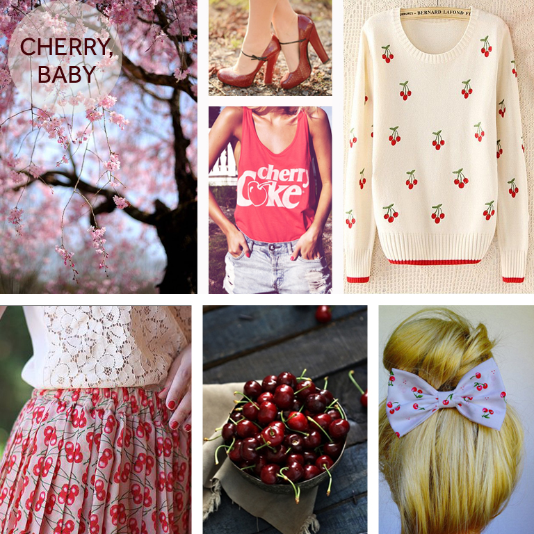 cherry-fashion-trend