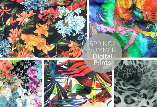 Digital Prints Spring/Summer 2015