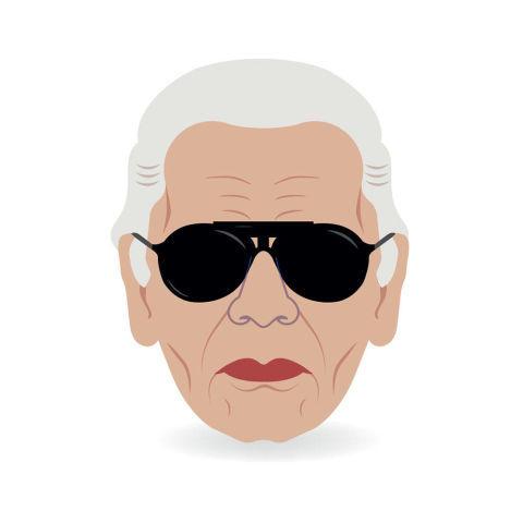 Karl Lagerfeld Emoji