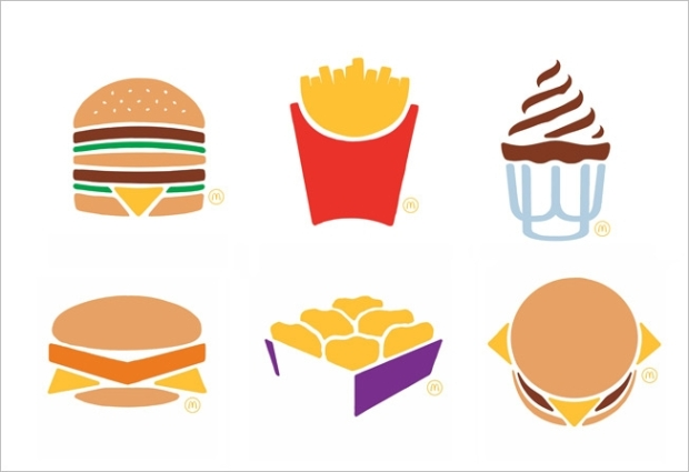 McDonald's Art