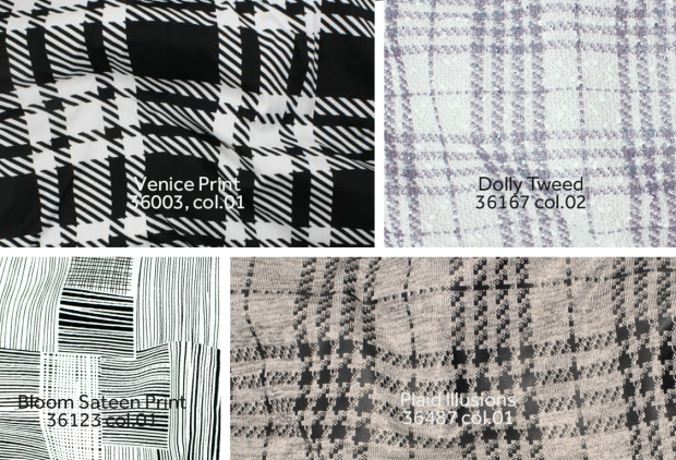 Macro Checks Fabrics