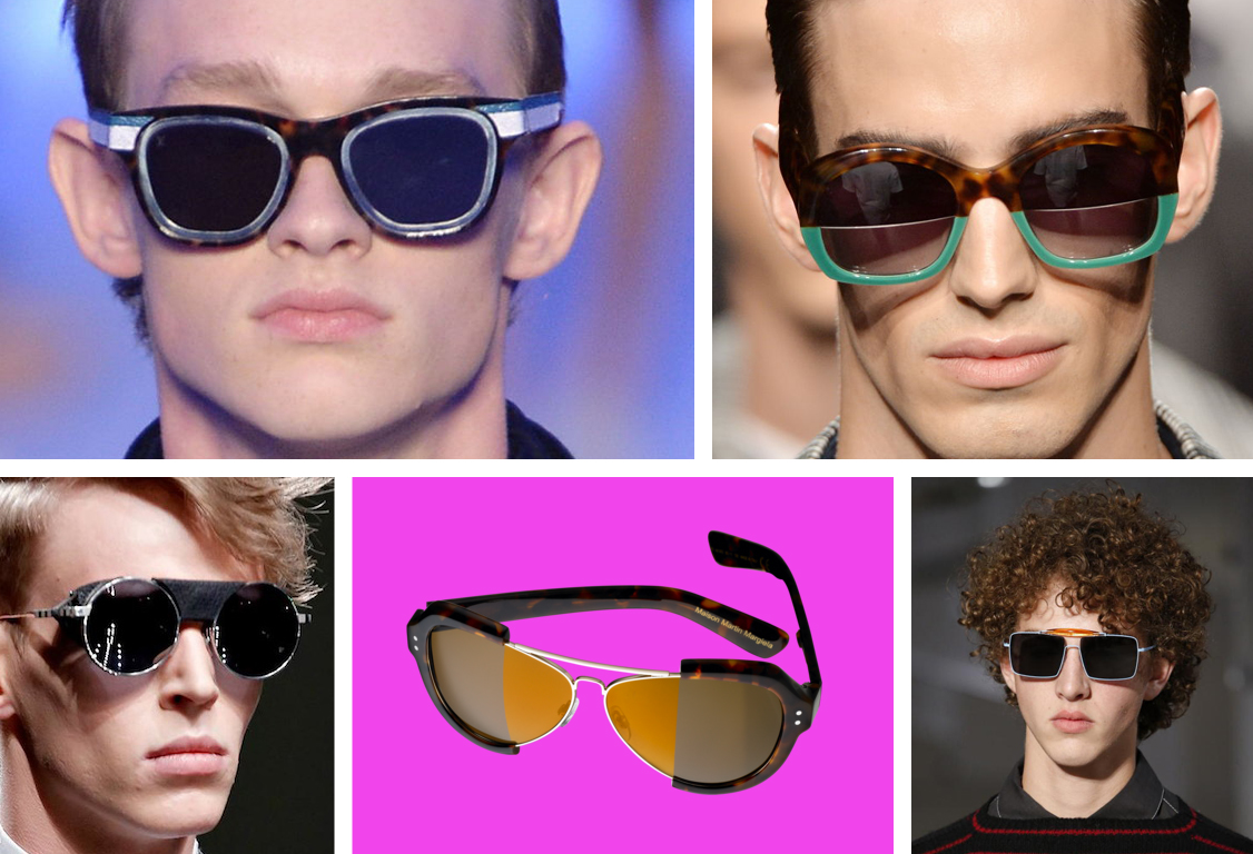 eyewear trends 2016  TRENDY TUESDAY: Eyewear Trends for Spring/Summer 2016
