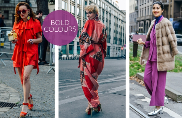 Street Style Bold Colours