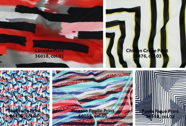 Beta Digital Inspired Fabrics Télio