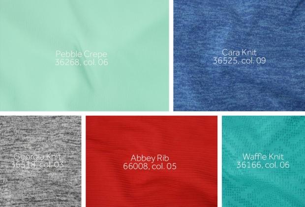 Télio Knit Fabrics