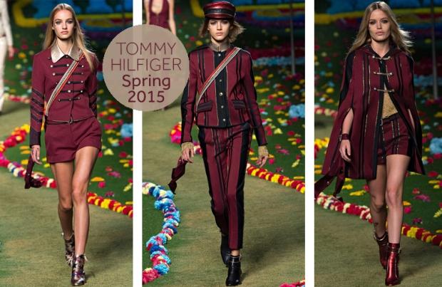 Tommy Hilfiger Spring 2015