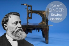Image result for isaac singer