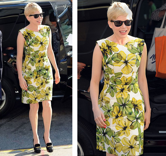 Michelle Williams Jason Wu