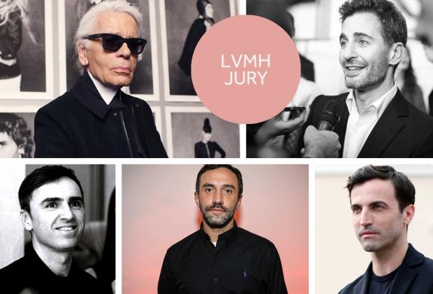 LVMH Jury