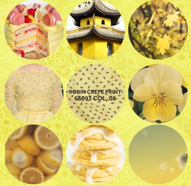 Lemon Chiffon Colour Crush