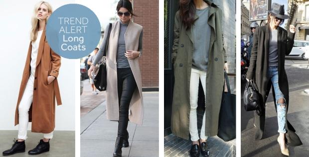 Trend Alert Long Coats