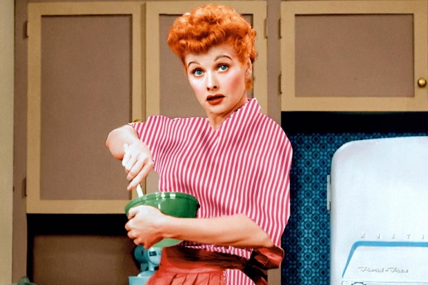 Lucille Ball Morocco Blues