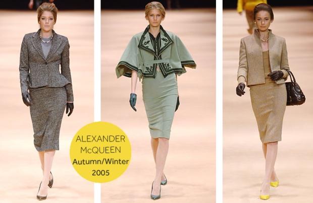 Alexander McQueen A/W 2005