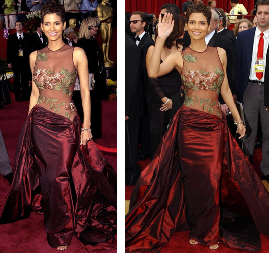 Halle Berry Academy Awards
