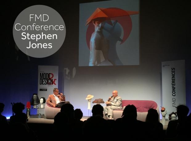 Stephen Jones Conference