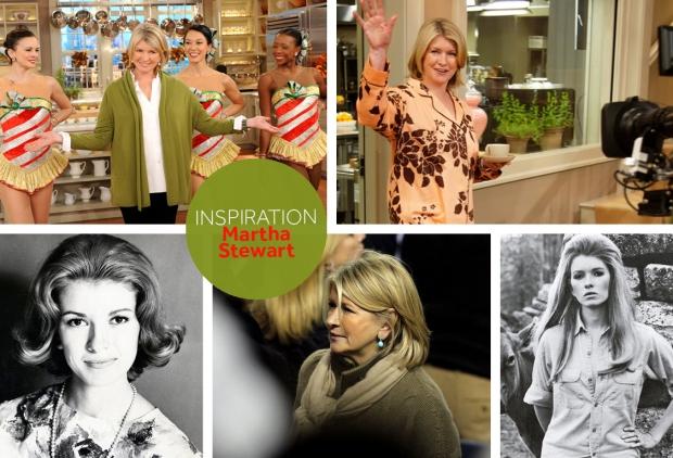 Inspiration Martha Stewart