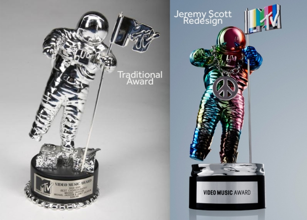 MTV VMA Trophy