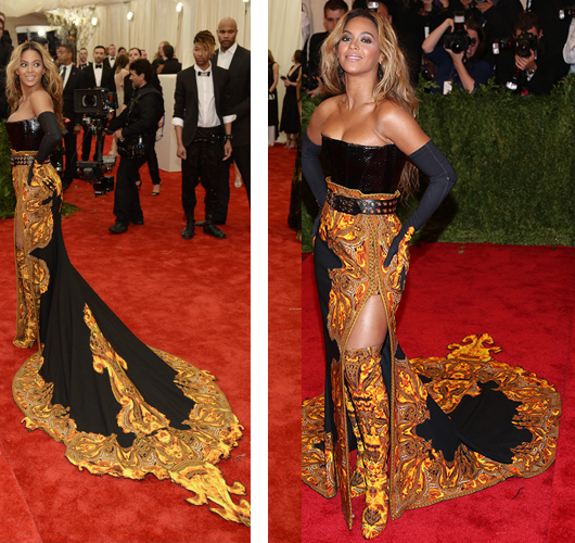 Beyoncé Met Gala 2013