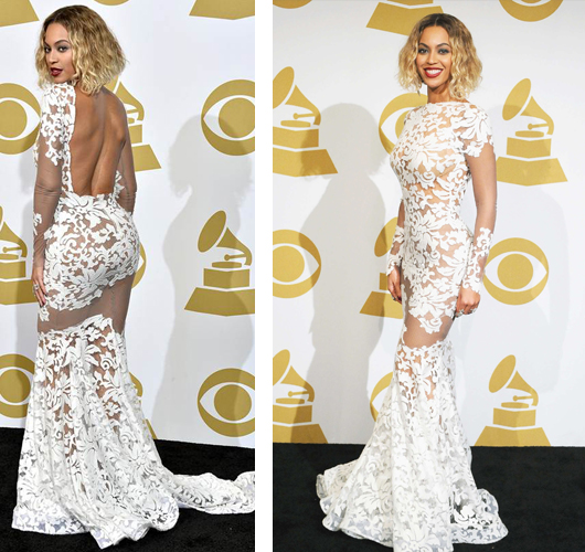 Beyoncé Grammy Awards 2014
