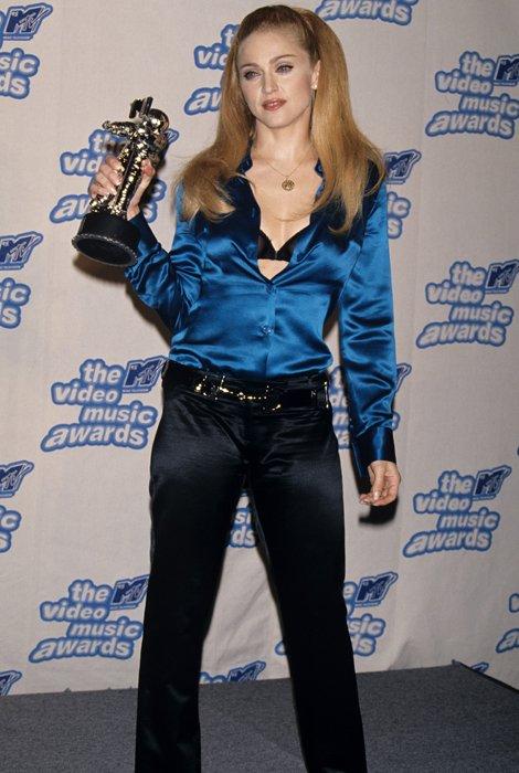 Madonna MTV VMA's 1995