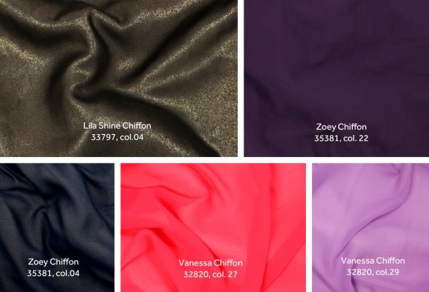 Slip Dress Fabrics