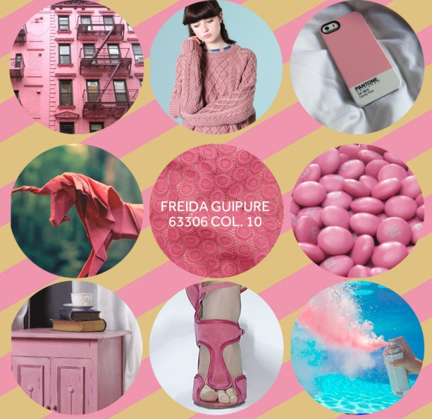 Candy Pink Montage