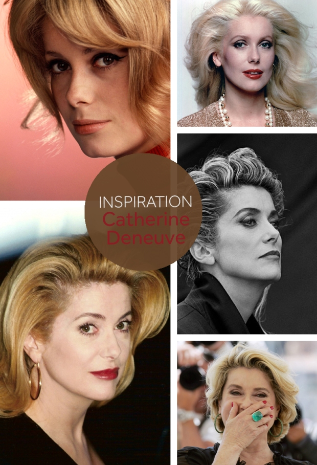 Catherine Deneuve Inspiration