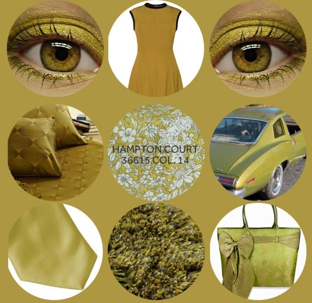 Golden Olive Montage