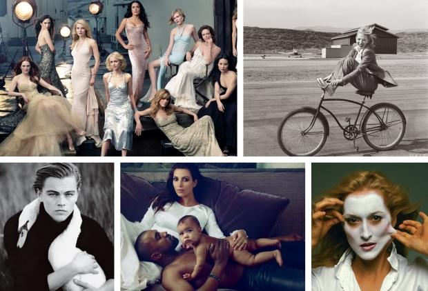 Annie Leibovitz Photographs