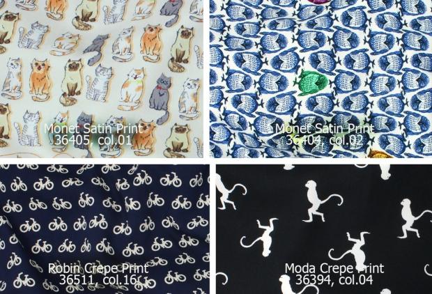 Télio Character Prints