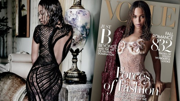 Vogue September Issue Beyoncé