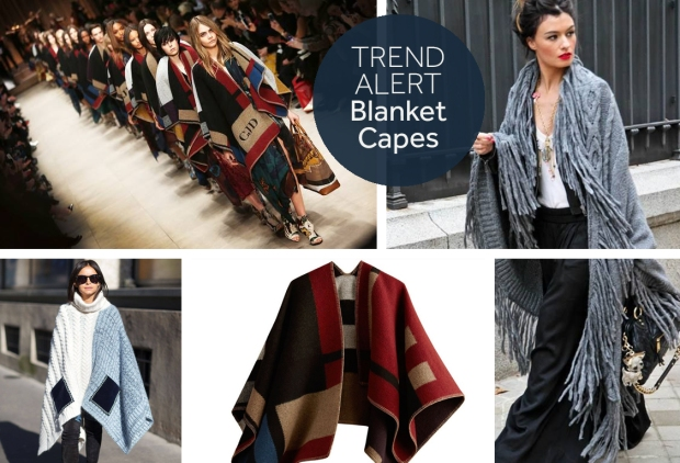 Blanket Capes 2