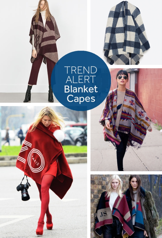 Blanket Capes