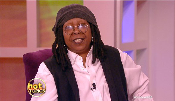 Whoopi Goldberg The View