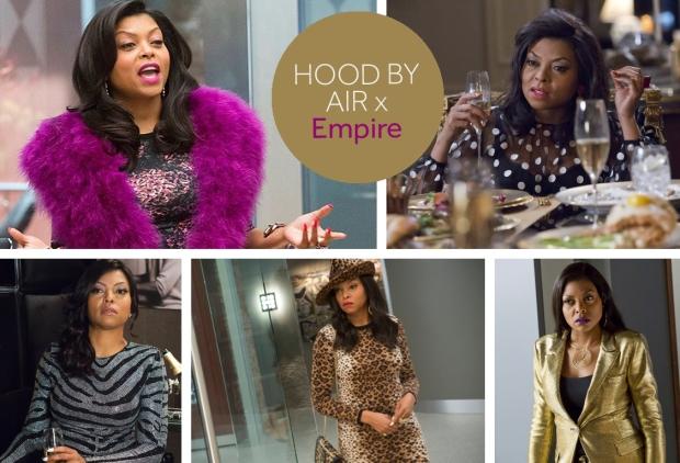 Empire Hood by Air