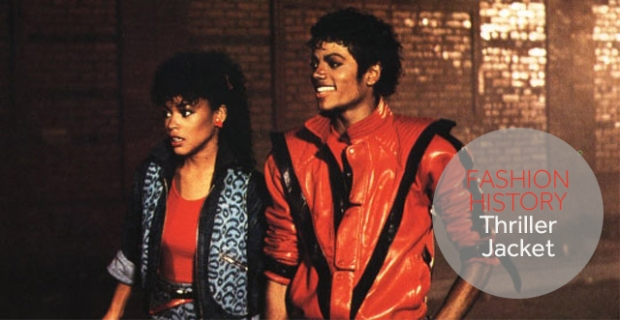 Thriller Jacket Fashion History