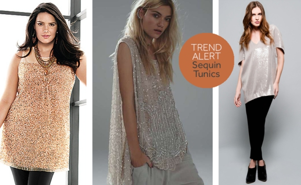 Sequin Tunics
