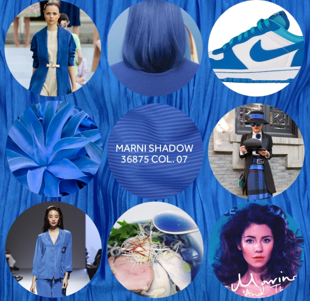 Colour Crush Marine Blue